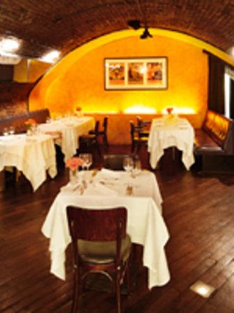 Tiger-Gourmetrestaurant: Palast-Bistrot