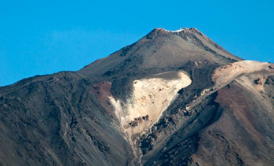 Aparthotel Parque de la Paz: Mt Teide