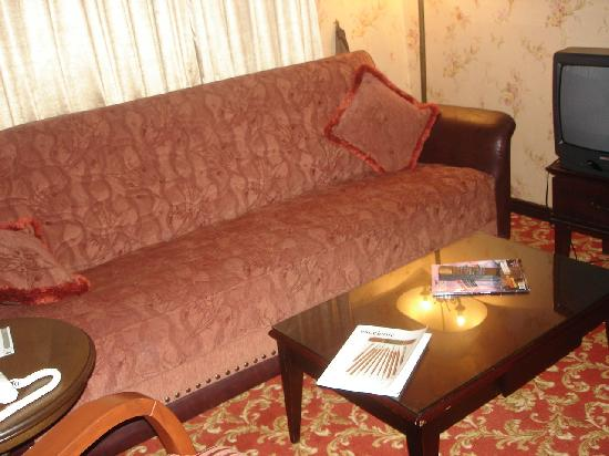 Pera Rose Hotel: lounge