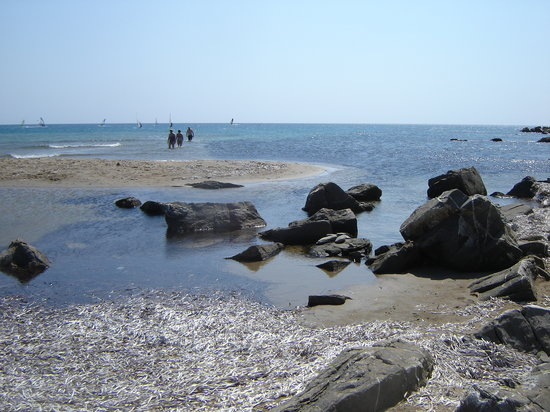 Prasonisi Beach