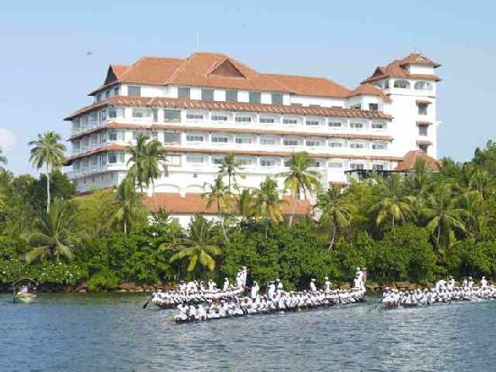 The Raviz Resort And Spa Ashtamudi 5 Star Dlx Hotel
