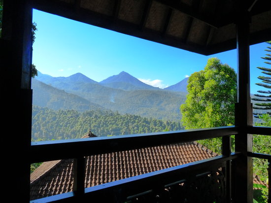Manah Liang Bungalow: stunning views!