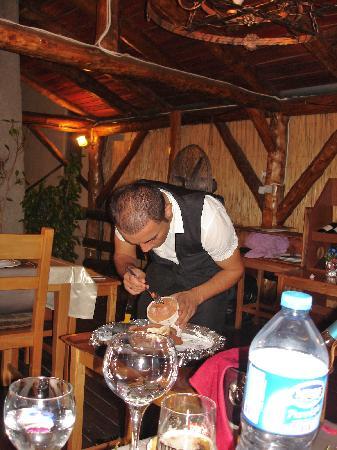 Medusa Restaurant: Turkish Claypot