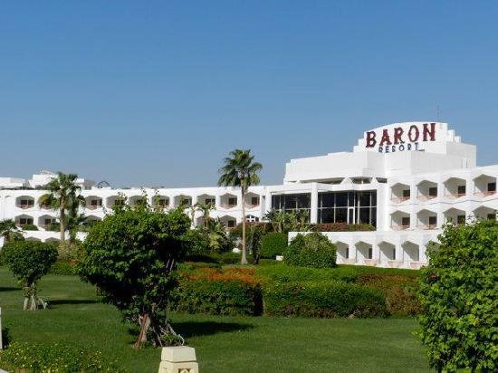 บารอนรีสอร์ท ซาร์มอัลชีค: giardini