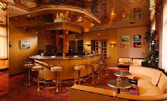 Au Parc Hotel Fribourg: Bar Le Club