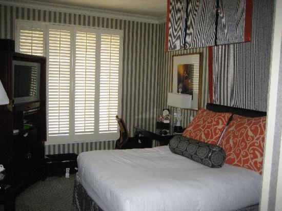 The Marker San Francisco, A Joie de Vivre Hotel: Our room