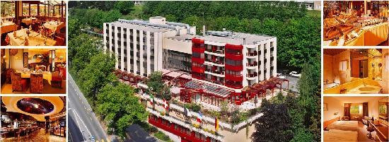 Au Parc Hotel Fribourg: Au Parc Hotel