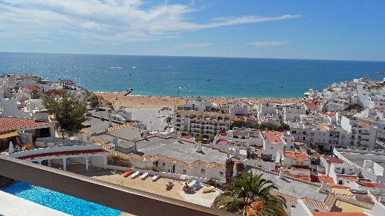 Cerro Branco Apartments : View from the apartment