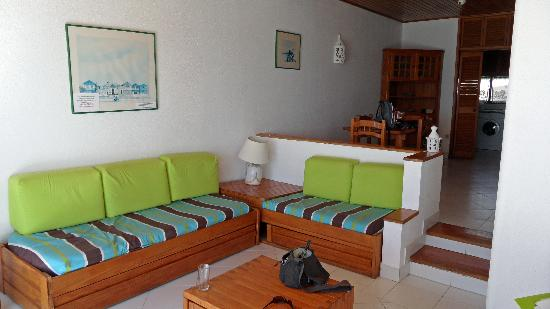 Cerro Branco Apartments : Inside the apartment