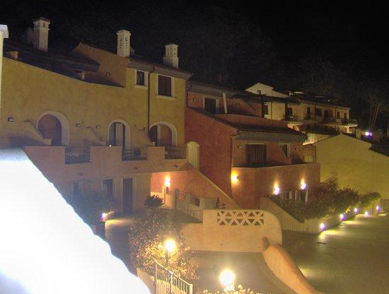 Residenza Borgo Punta Villa: dal terrazzo dell'appartamento