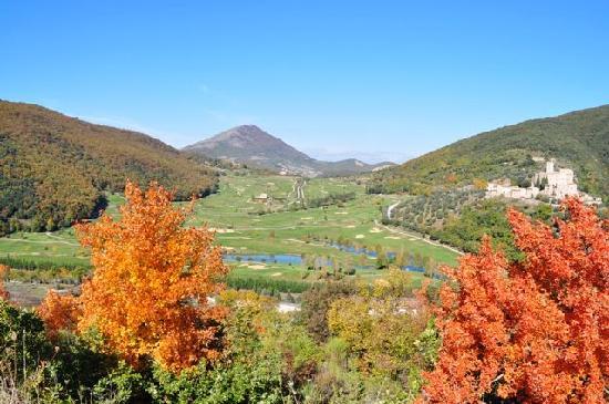 San Giovanni del Pantano, Italië: Antognolla Golf 18 buche