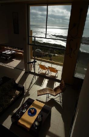 كراي فيش لودج سي آند كانتري جيست هاوس: Double Volume Lounge as seen from Entrance Gallery