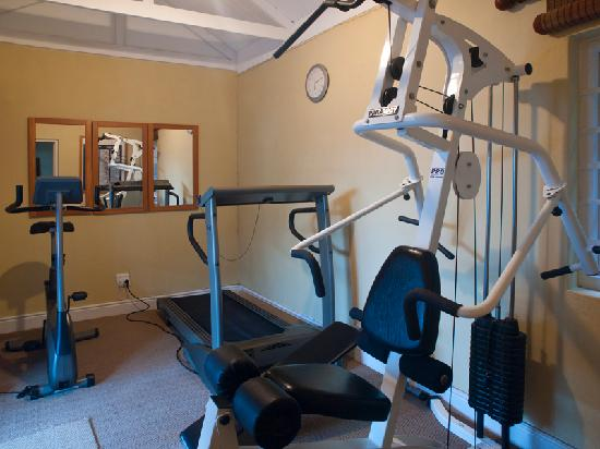Hide Away Guest House: The gym