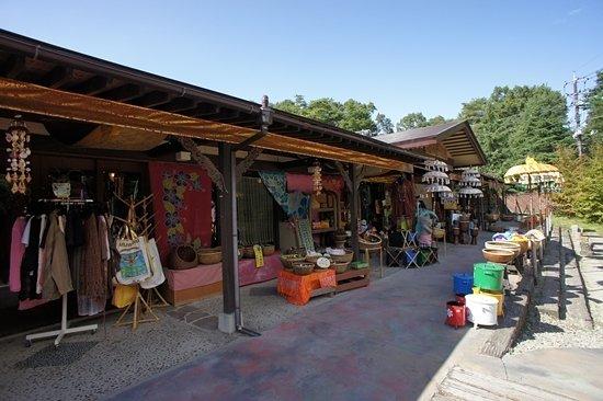 Nasu-machi, Japón: ウブド市場