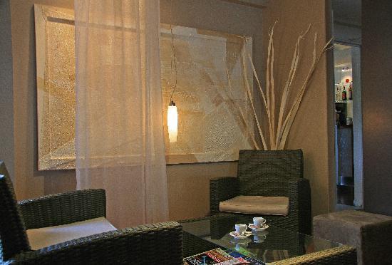 Beaujoire Hotel : salon réception