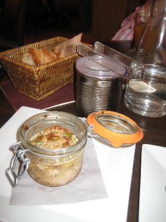 La Cuizine: rabbit terrine-Delish!!!!