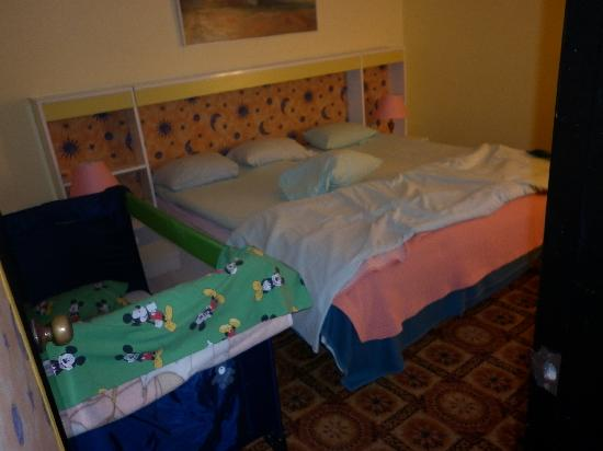 Aquamarina Hotel Montemarina and Hotel Aquamar: the bedroom