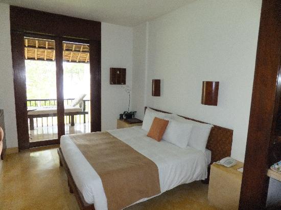 Alila Manggis: Deluxe Bedroom