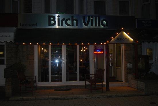 birch villa hotel