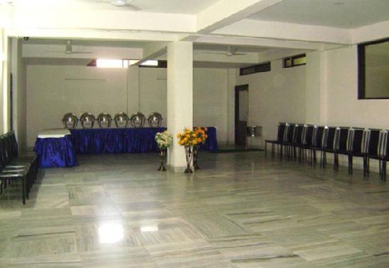 The Dwarka Residency: Banquet Hall