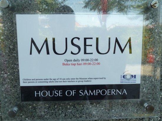Sampoerna Museum