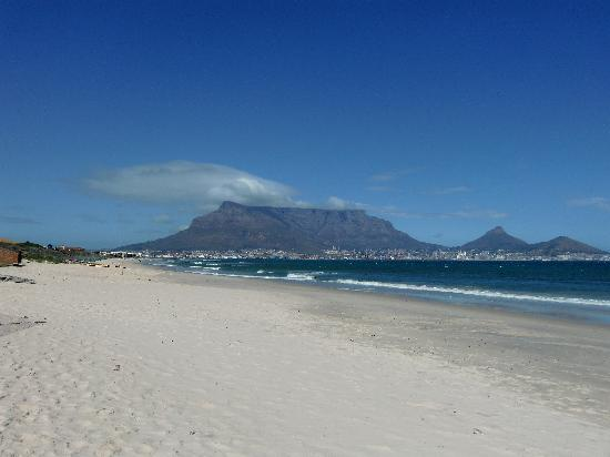 Vrede Manor: View from the beach