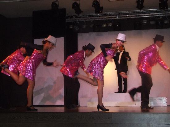 ClubHotel Riu Tikida Palmeraie: That's showbusiness