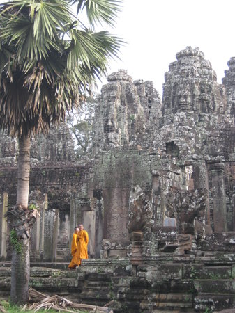 Angkor Guide Sopanha Private Tours