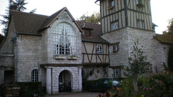 Moulin des Chennevieres: The B&B