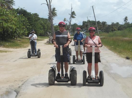 Sandals Grande Antigua Resort & Spa: Thank you Segway Antigua for taking photos!