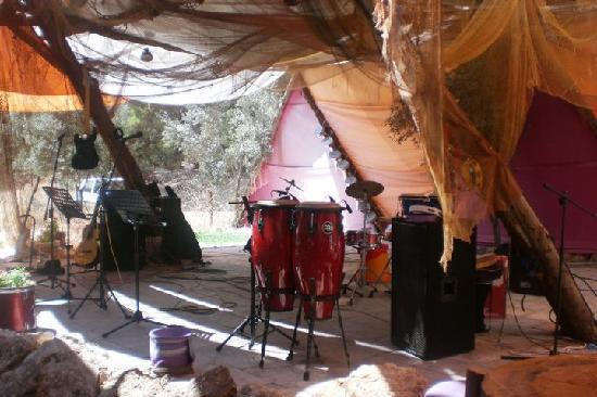 Deadsea Adventure Camp : Sahne ^_^