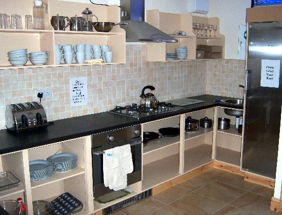 Valleylodge Farm Hostel: New fully fitted kitchen