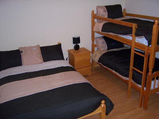 Valleylodge Farm Hostel: Bedrooms all ensuite