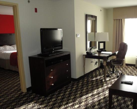 Holiday Inn St. Louis-Fairview Heights: Living Area 3