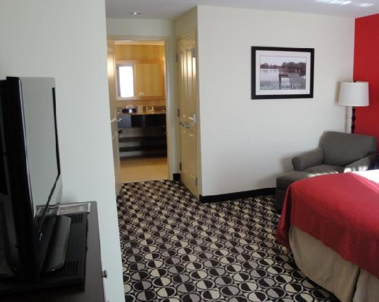 Holiday Inn St. Louis-Fairview Heights: Bedroom 2