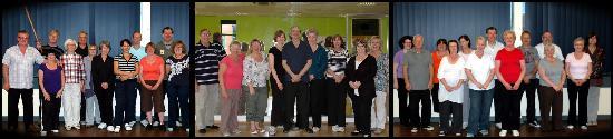 The Tai Chi Club: Tai Chi Club Members 2011