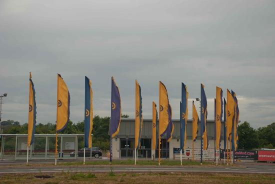 Sixways Stadium: A colourful welcome