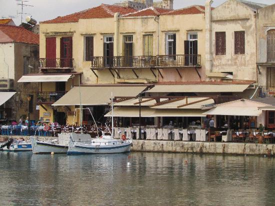 Iberostar Creta Panorama & Mare: Rethmno Port