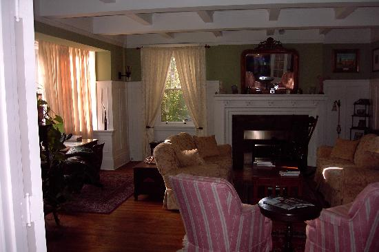 Springbank House: Great Room