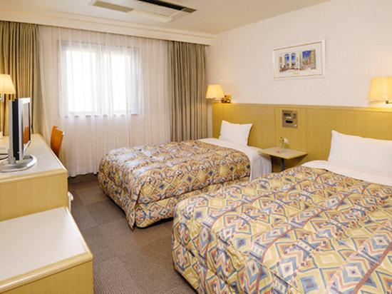 APA Hotel Kamata Eki Nishi: ツインルーム