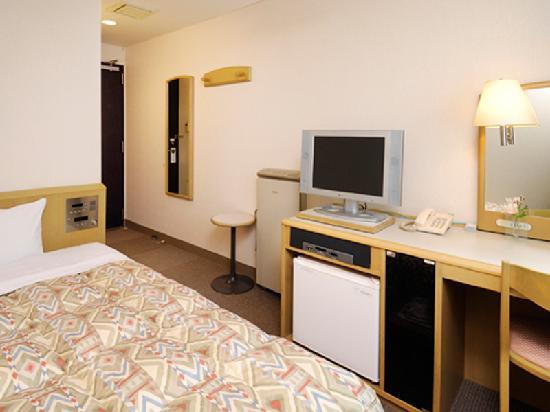 APA Hotel Kamata Eki Nishi: シングルルーム