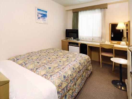 APA Hotel Kamata Eki Nishi: ダブルルーム