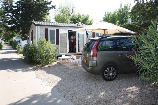 BJ Riviera Holidays : Prima mobile home!