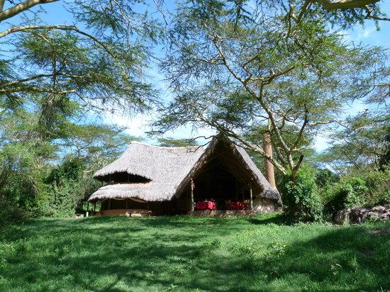 Malewa Wildlife Lodge: Malewa River Lodge