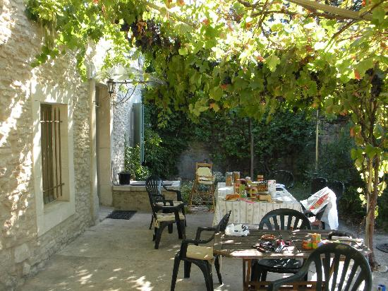 Memoires de Provence : Where we stayed