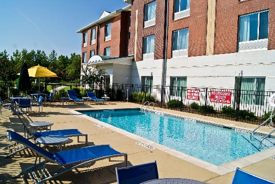 TownePlace Suites Rock Hill: Relax!