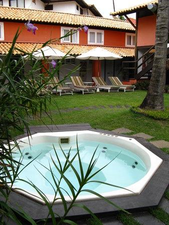 Hotel Pousada Tatuapara: Jacuzzi