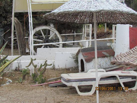 Hotel Samdan: la plage