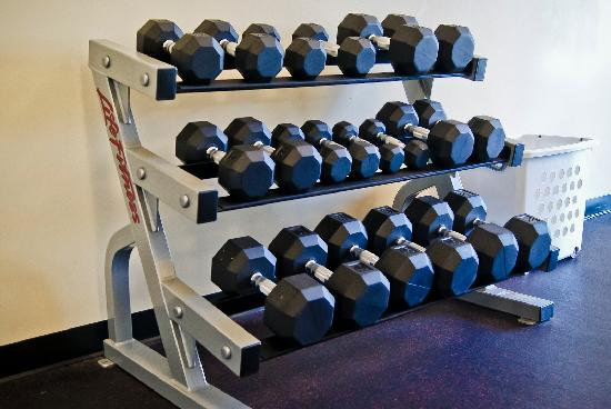 TownePlace Suites Rock Hill: Get your work out on!