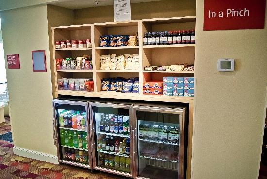 TownePlace Suites Rock Hill: Hungry?